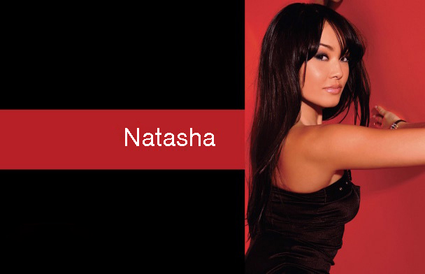 NATASHA YI | Press Kit