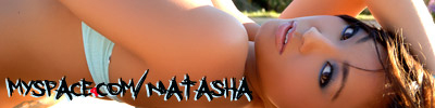 Natasha Yi Official MySpace